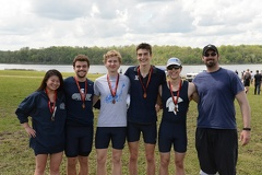 Men s Novice 4 MACRA 2016 Bronze Medalists