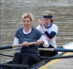 Kate and Patty in Women s Pair