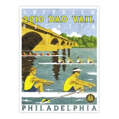 2010 Dad Vail Poster