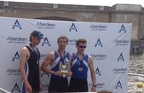M1x Medal Ceremony