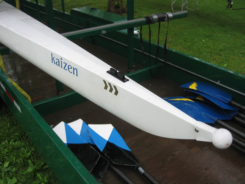 kaizen and oars