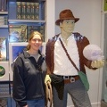 Jess with Lego Indiana Jones
