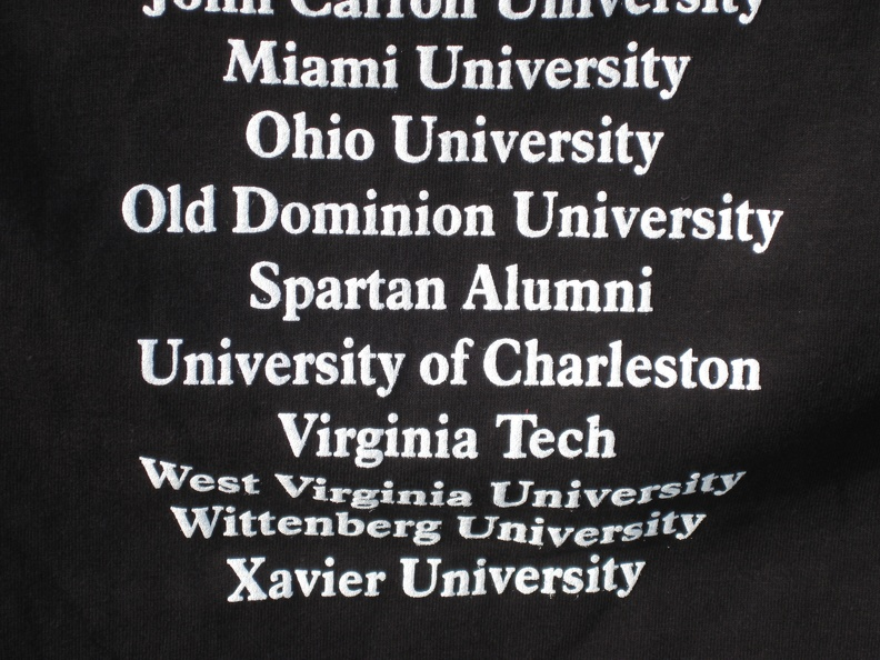 Regatta Shirt with Spartan Alumni Listed.JPG