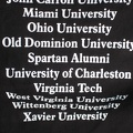 Regatta Shirt with Spartan Alumni Listed
