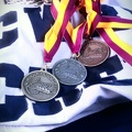 2013 Case Crew Medals - WV Governor s Cup