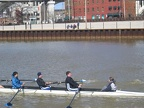 Men s JV Four at the Finish2