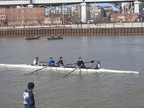 Men s JV Four at the Finish5