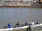 Men s Varsity Four Launching1