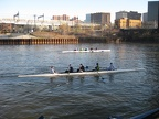 27 M4-B and W4-B heading back to start for final