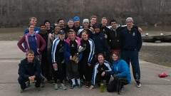 CWRU Crew Team Photo - Home Schools 2015  1