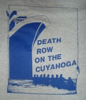 Old Death Row Shirt Back