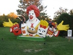 43  Awesome McDonalds Statue - Mike   Adam