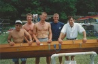 Collegiate Rowing Championships in Cincinatti 1993