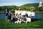 1996 WV Governors Cup Team Photo