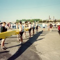 Toldeo 1994 - Men s 8 heading to the dock