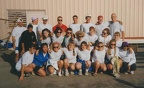 Toledo International Regatta 1993 - Team Photo