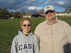 Lauren Boucher and Dad