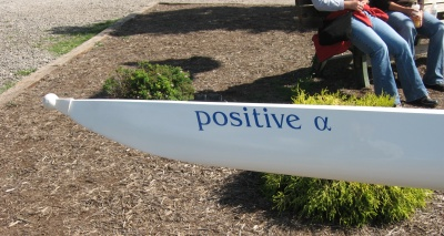 positive alpha