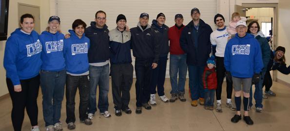 Case Crew Alumni Regatta 2013