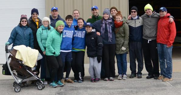Case Crew Alumni Regatta 2014