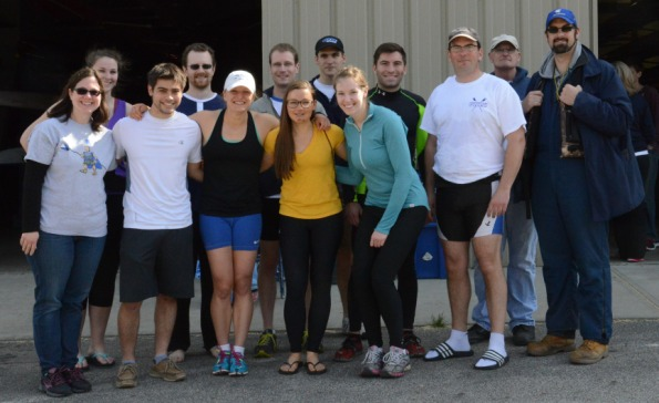 Case Crew Alumni Regatta 2015